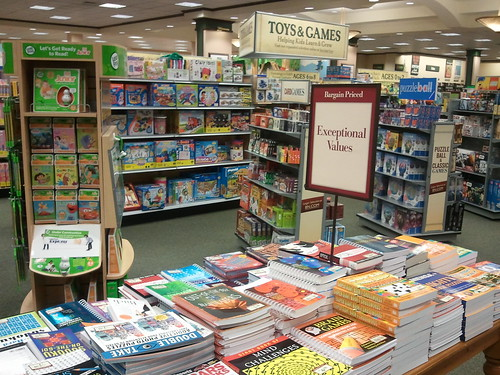 Barnes and Noble Toys