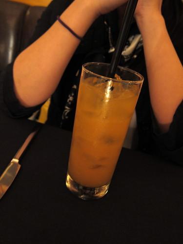 sweet tea vodka cocktail