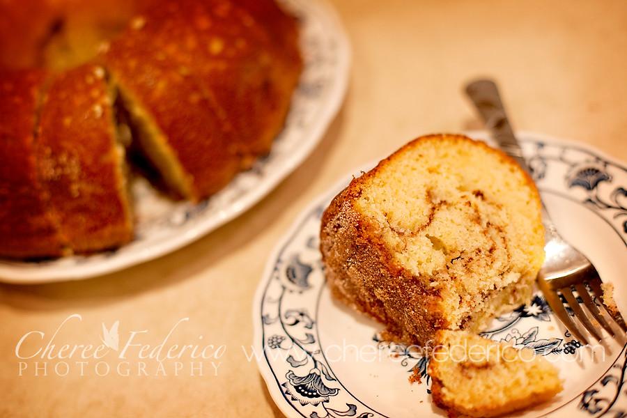 Cinn Coffee Cake