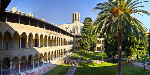 Reial Monestir de Santa Maria de Pedralbes, Barcelona (E) - a photo on Flickr...