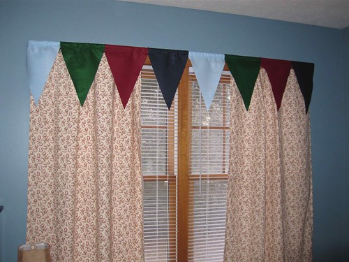 Baseball Curtains