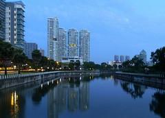 The spectacular Kallang Canal. (HenryLeongHimWoh) Tags: canal singapore kallangriver naturesfinest supershot thebestofday gününeniyisi natureselegantshots doublyniceshot coth5 mygearandme mygearandmebronze aboveandbeyondlevel1