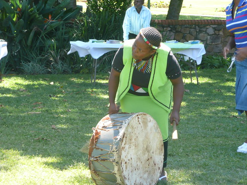 Lone Drummer