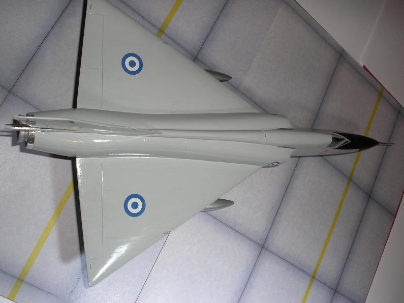Les deltas Hellènes [ Convair F-106 Delta Dart Hasegawa 1/72 ] 5497583539_b0639881ae_o