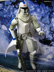 Clone Trooper with Freeco Speeder