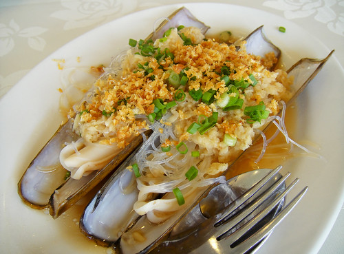 Scottish Bamboo Clams