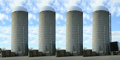 silos (dsearls) Tags: free commons silo creativecommons opensource available wikimediacommons