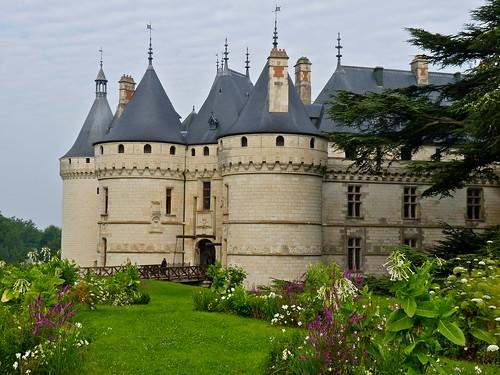 Chateau de Chaumont sur Loire