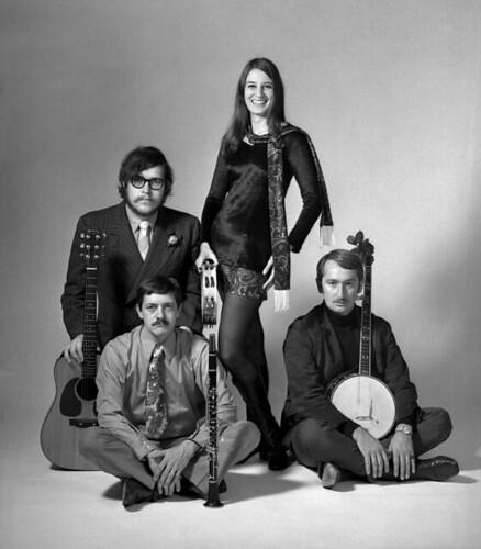 folk musicians 1969