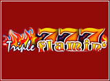 Online Triple Flaming 7s Slots Review