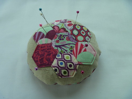 Pincushion Swap Sneak