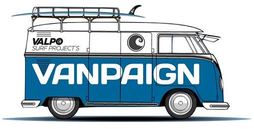 Vanpaign Logo