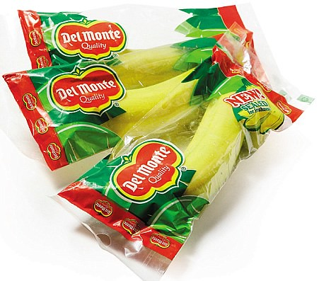 plastic wrap banana 2