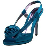 wedding shoes blue