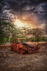 Wrecked (Color version)