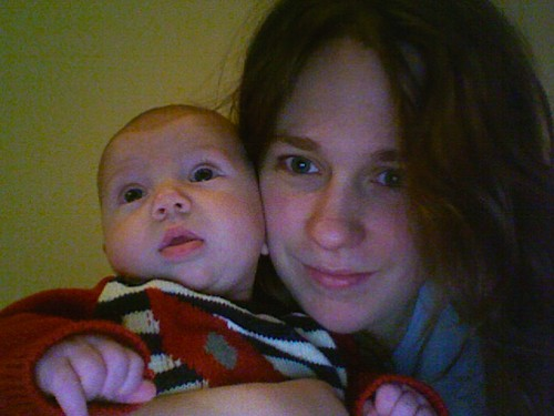 Jonas and Mommy