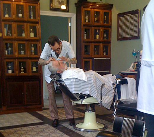 Dagje bij Schorem Haarsnijder en Barbier
