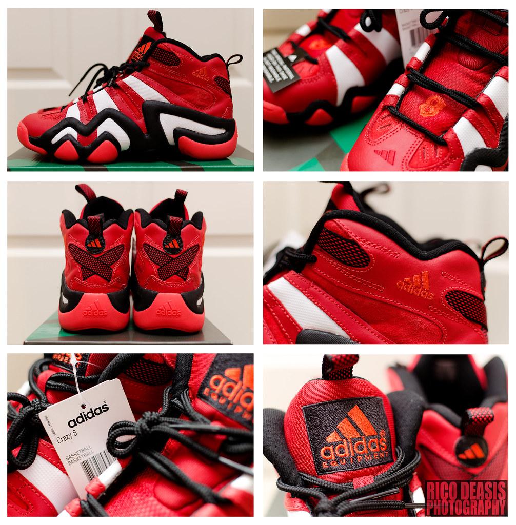 derrick rose adidas crazy 8
