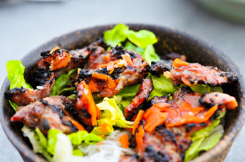Vietnamese Pork with Vermicelli
