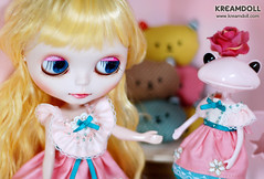 We're like sisters - Blythe and Frog2