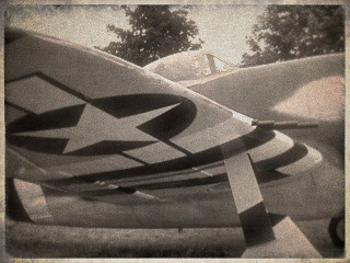 Low Res Plane Experiment