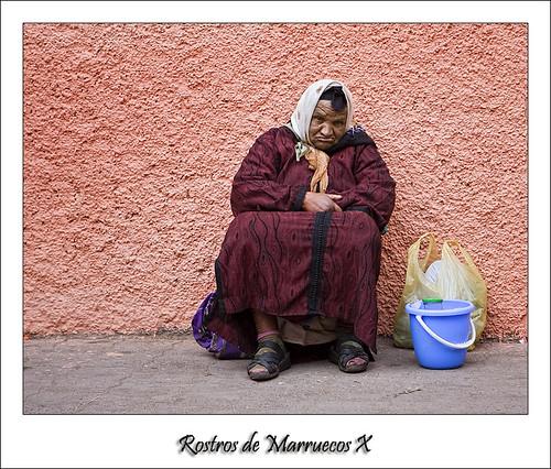 Rostros de Marruecos X