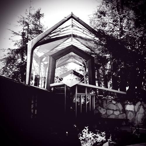 Wayfarer's Chapel, Rancho Palos Verdes, CA