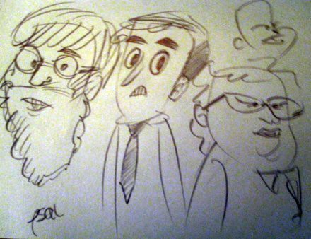 SxSW Doodles 2