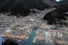 110315-N-5503T-311 (U.S. Pacific Fleet) Tags: japan navy usnavy uspacificfleet humanitarianassistance wakuya usstortugalsd46 pacflt amphibiousdocklandingship operationtomodachi