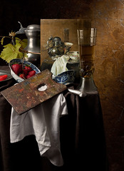 In the studio of Jan Jansz Treck (kevsyd) Tags: kevinbest dutchstilllife