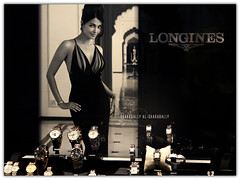 Longines ... (Bally AlGharabally) Tags: world uk india beauty mall river shopping perfect photographer designer top side dancer actress kuwait miss longines rai perfection aishwarya bachchan 2010 bally grays gharabally algharabally