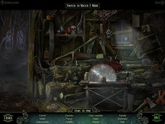 Phantasmat game screenshot