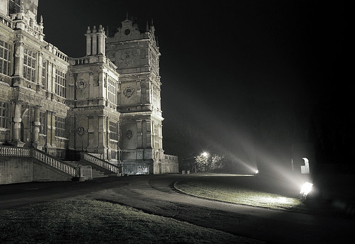 Wollaton at Night