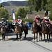 Gruppo di Huasos (Gauchos chilenos)