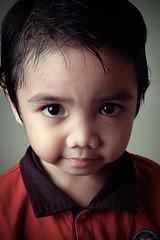 Ahmad Afif (burhan.fadzil) Tags: boy portrait kids children muslim son portraiture sarawak malaysia borneo ahmad afif anakku potret burhanfadzil