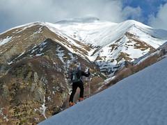 Scialpinismo Laga - Cavallo di Voceto