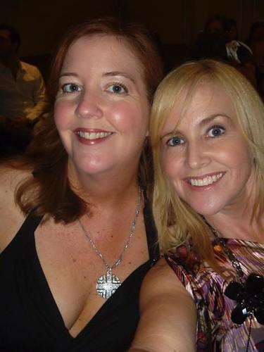 Kristin and Nikki