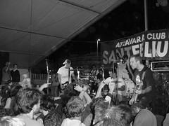 Sant Feliu Fest (foncer) Tags: bw club fest sant antiphoto costabrava feliu atzavara guxols foncer