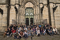 Grupal Noia (Salvador Moreira) Tags: friends people amigos nikon san minas angle gente group wide tokina galicia grupo kdd noia grupal d90 1116 finx lousame atx116 kddsvigo