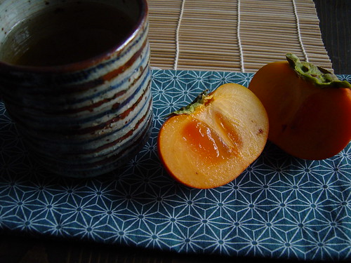 New Zealand persimmons