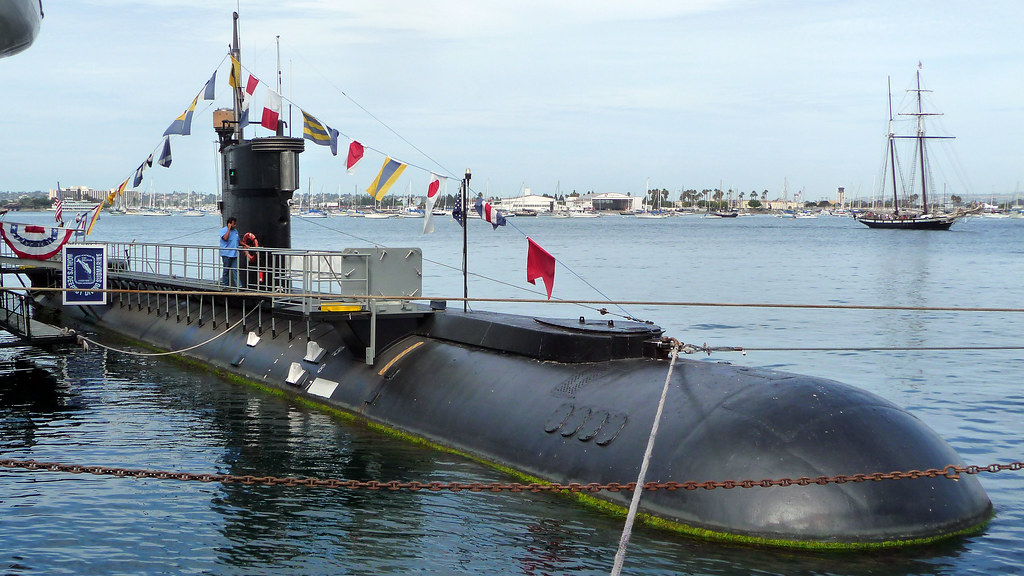 San Diego Maritime Museum (67)