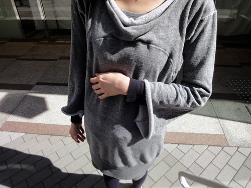 sweat dress zucca 3