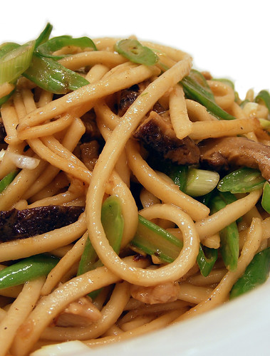 Chow mein, Chinese bami