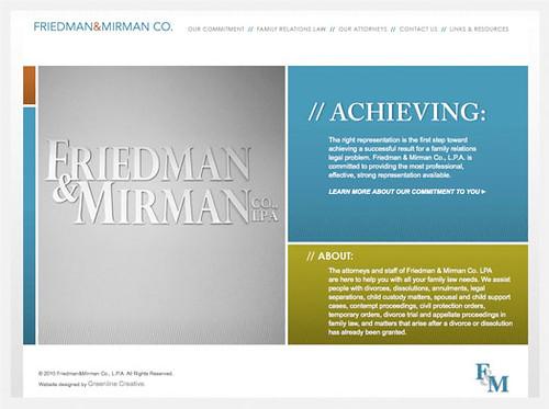 Friedman & Mirman Law
