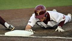 baseball slide day 84 (EdwardFiederPhotography) Tags: sports nikon baseball slide safe 365 base firstbase
