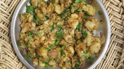Potato stuffing
