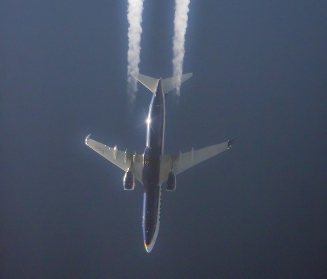Ryanair Boeing B737-800 EI-DYC