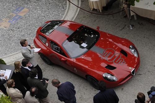 Zagato 2010 AR TZ 3 Corsa vde