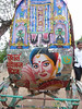 Bollywood Rickshaw Art - Rajshahi, Bangladesh (uncorneredmarket) Tags: transport bollywood rickshaw bangladesh aes rickshawart rajshahi