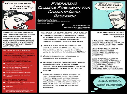 Research Forum Poster